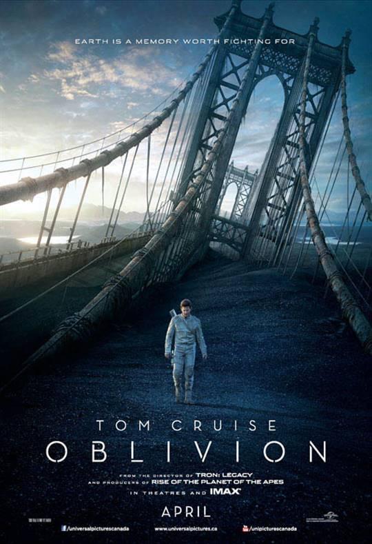 Oblivion Large Poster