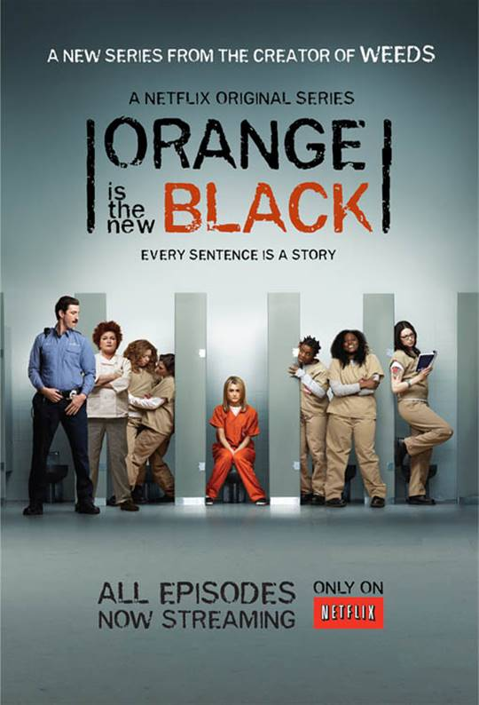 Orange is the New Black: Season 1 (Netflix) Large Poster