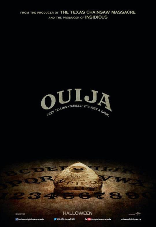 Ouija Large Poster