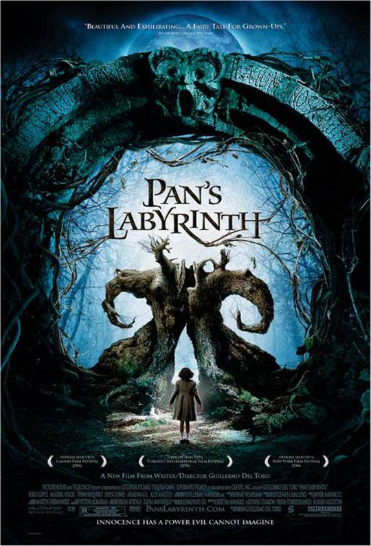Pan's Labyrinth Large Poster