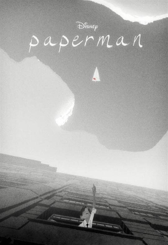 Paperman Large Poster