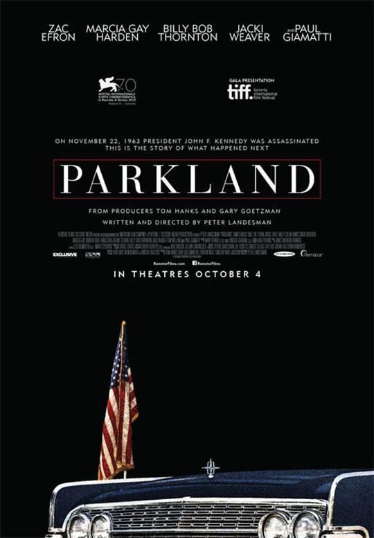 Parkland Large Poster