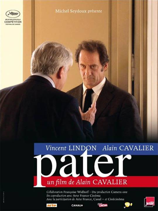 Pater Large Poster