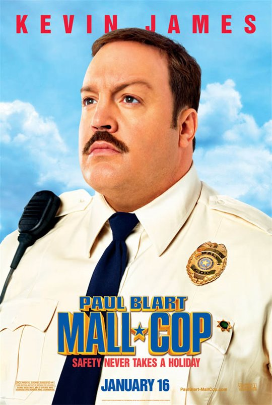 Paul Blart: Mall Cop Large Poster