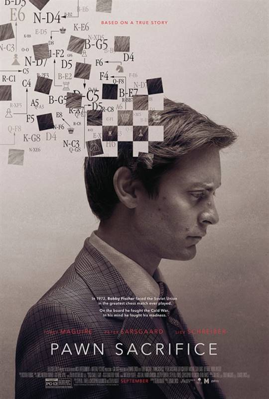 Pawn Sacrifice Large Poster