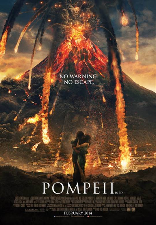 Pompeii Large Poster