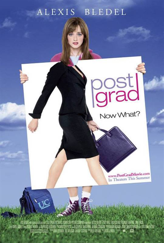 Post Grad Large Poster