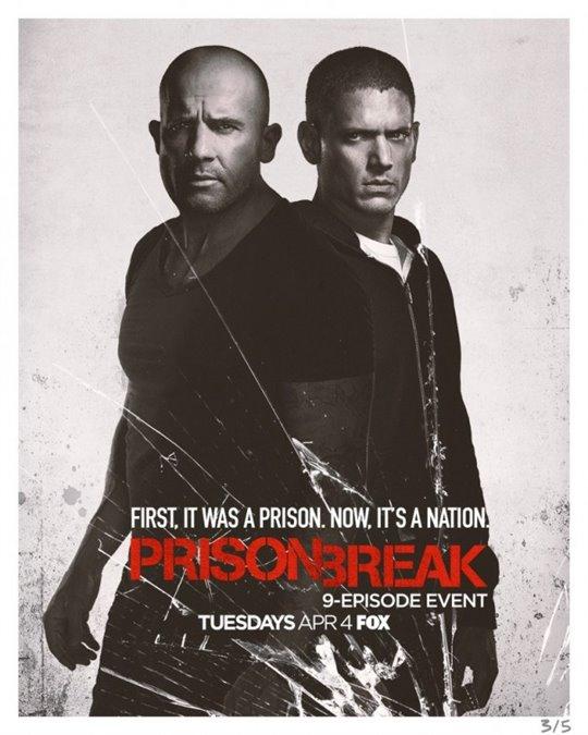 Prison Break Large Poster