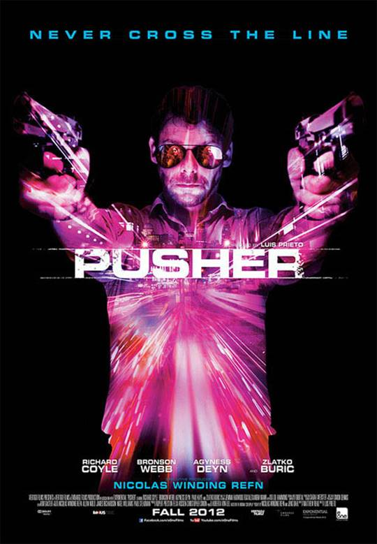 Pusher Large Poster