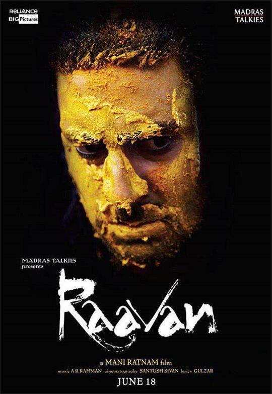 Raavan Large Poster