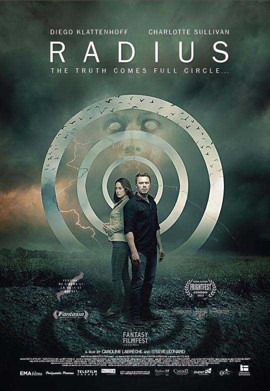 Radius Large Poster