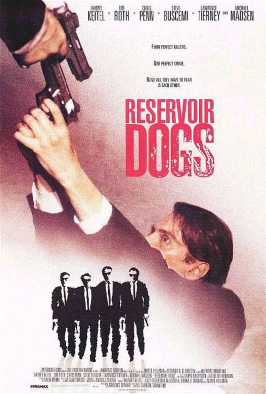 Reservoir Dogs Large Poster