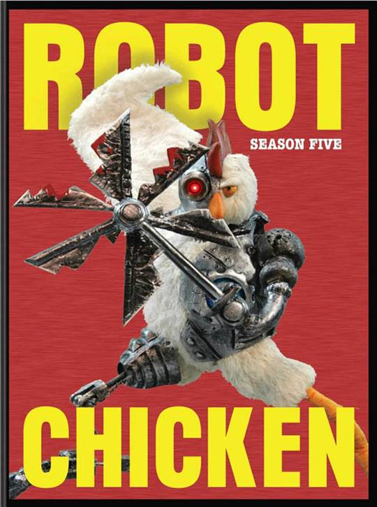 Robot Chicken: Season Five Large Poster