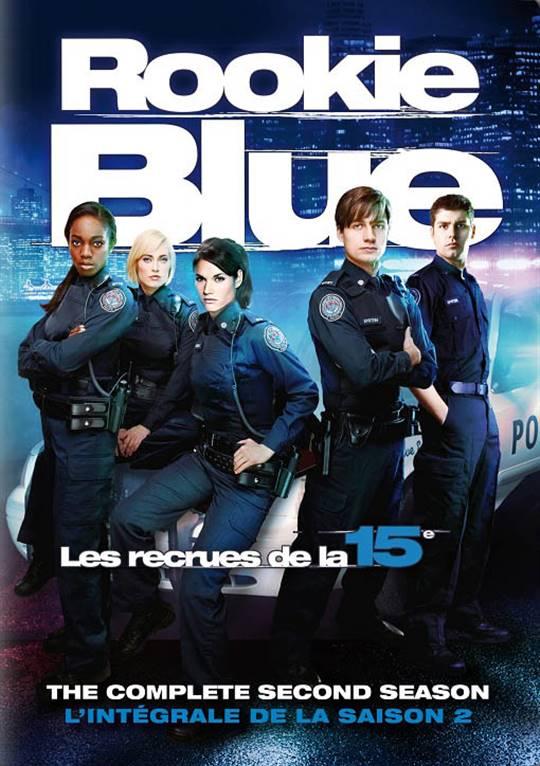 Rookie Blue: Season 2 Large Poster