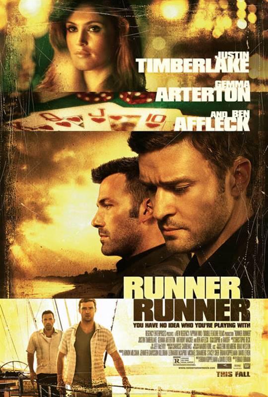 Runner Runner Large Poster