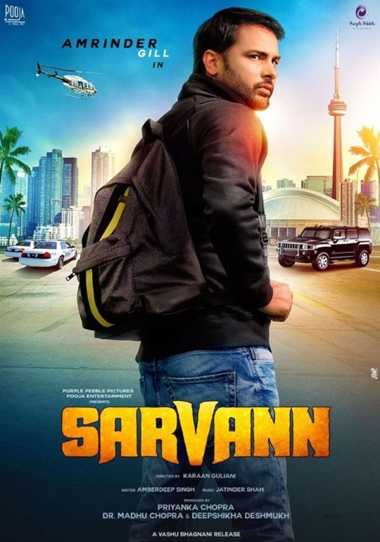 Sarvann Large Poster