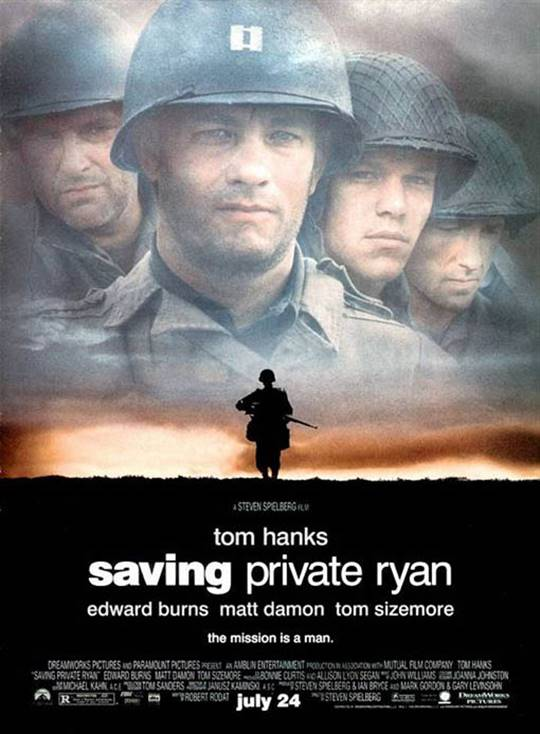 Saving Private Ryan Large Poster