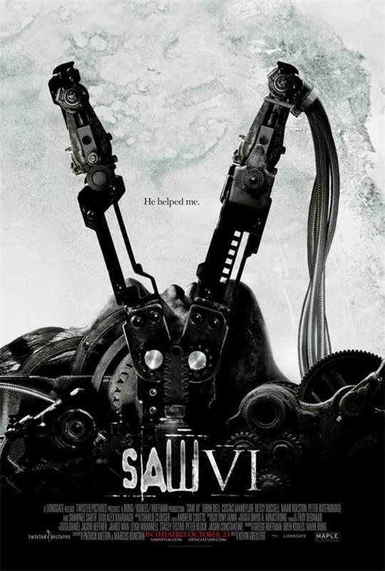 Saw VI Large Poster