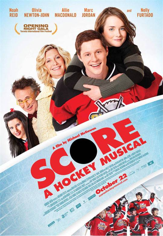 Score: A Hockey Musical Large Poster
