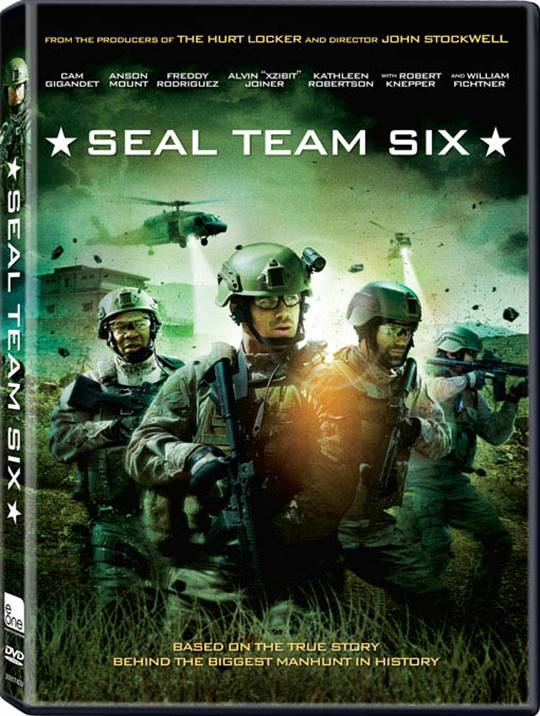 Seal Team Six Large Poster