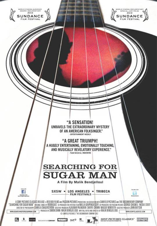 Searching for Sugar Man Large Poster