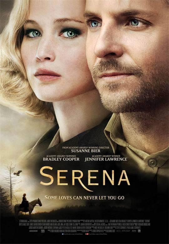 Serena Large Poster