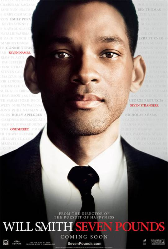Seven Pounds Large Poster