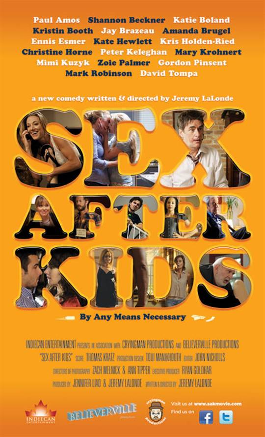Sex After Kids Large Poster