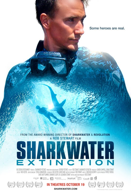 Sharkwater Extinction Large Poster