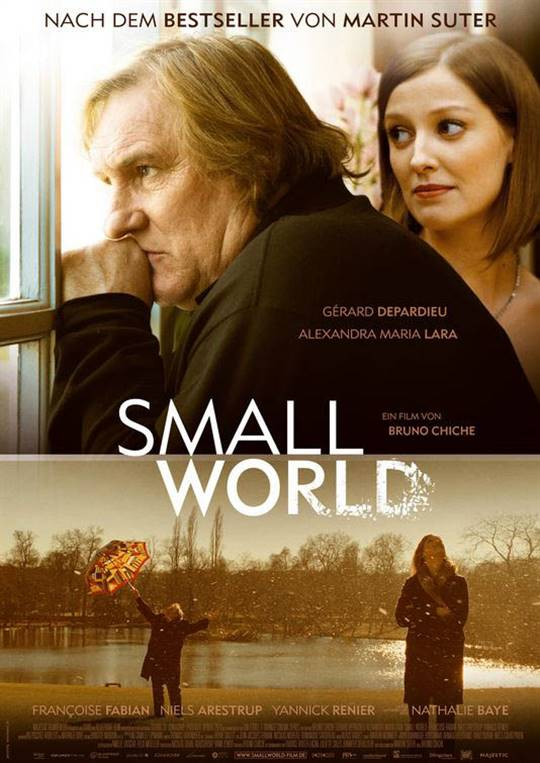Small World Large Poster