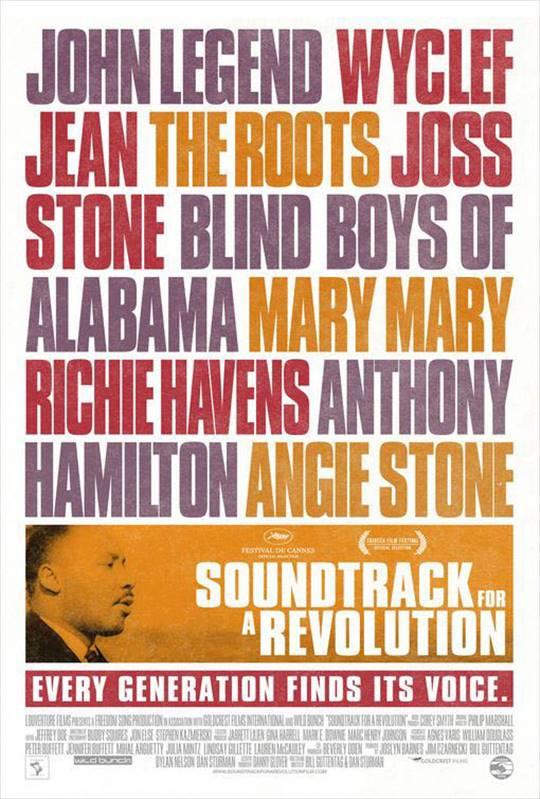 Soundtrack for a Revolution Large Poster