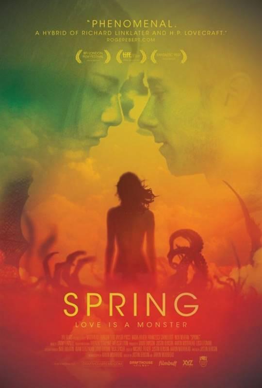 Spring Large Poster