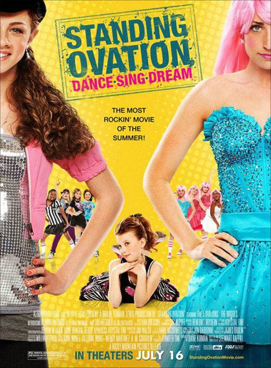 Standing Ovation Large Poster