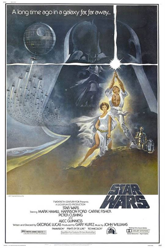 Star Wars: Episode IV - A New Hope Large Poster