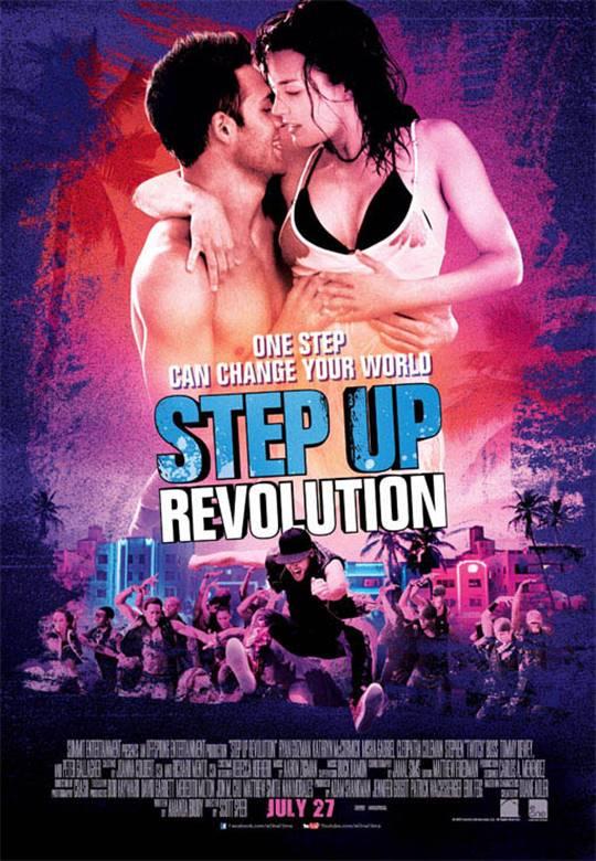 Step Up Revolution Large Poster