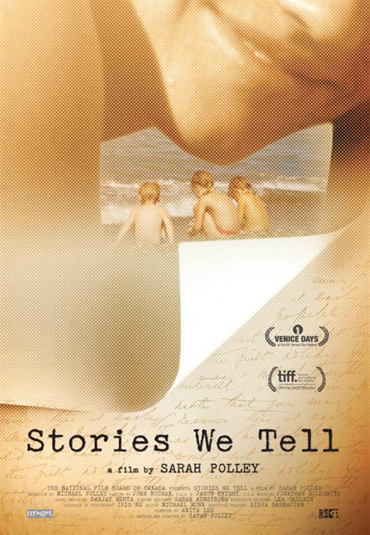 Stories We Tell Large Poster