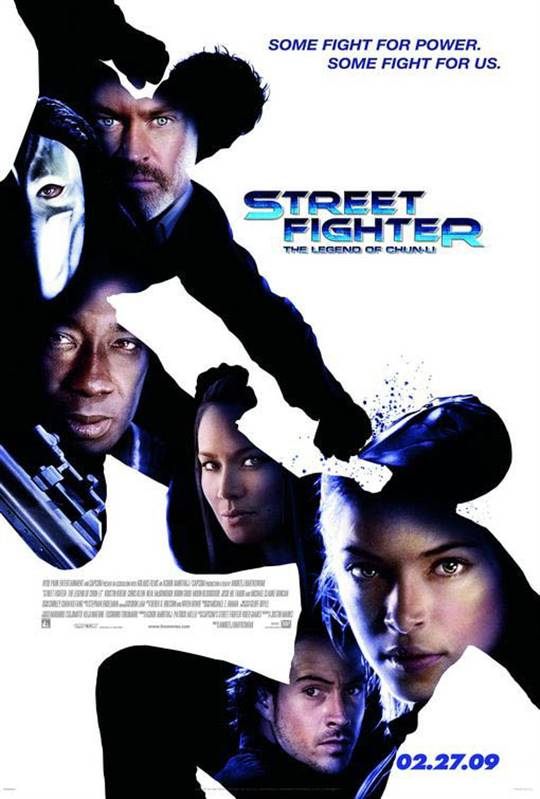 Street Fighter: The Legend of Chun-Li Large Poster