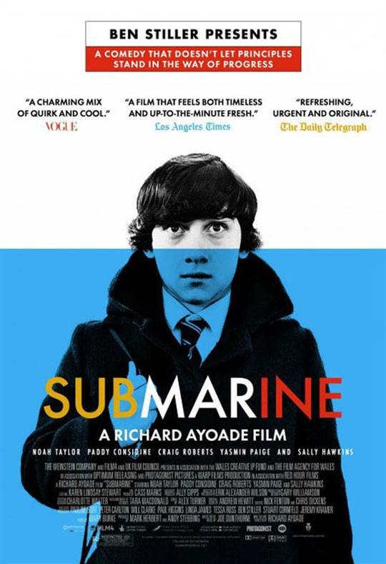 Submarine Large Poster