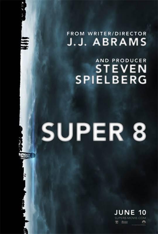 Super 8 Large Poster
