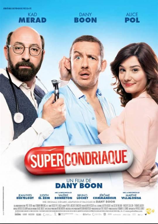 Supercondriaque Large Poster