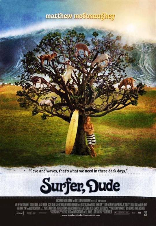 Surfer, Dude Large Poster