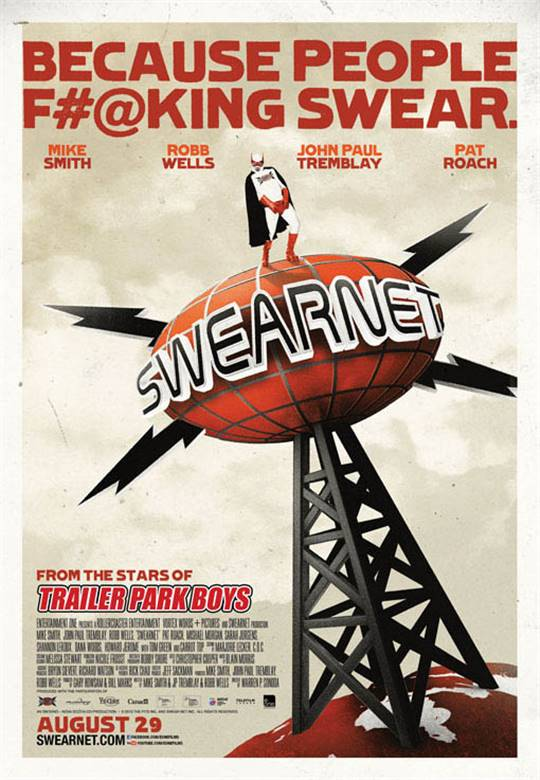 Swearnet Large Poster