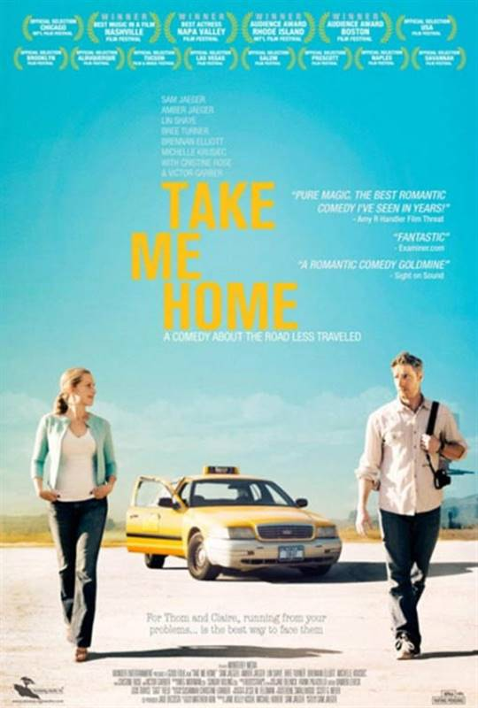 Take Me Home Large Poster