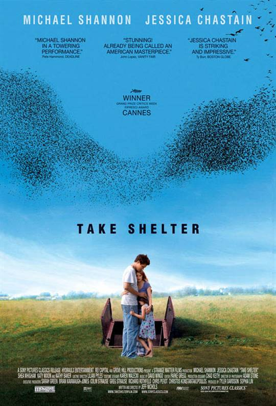 Take Shelter Large Poster