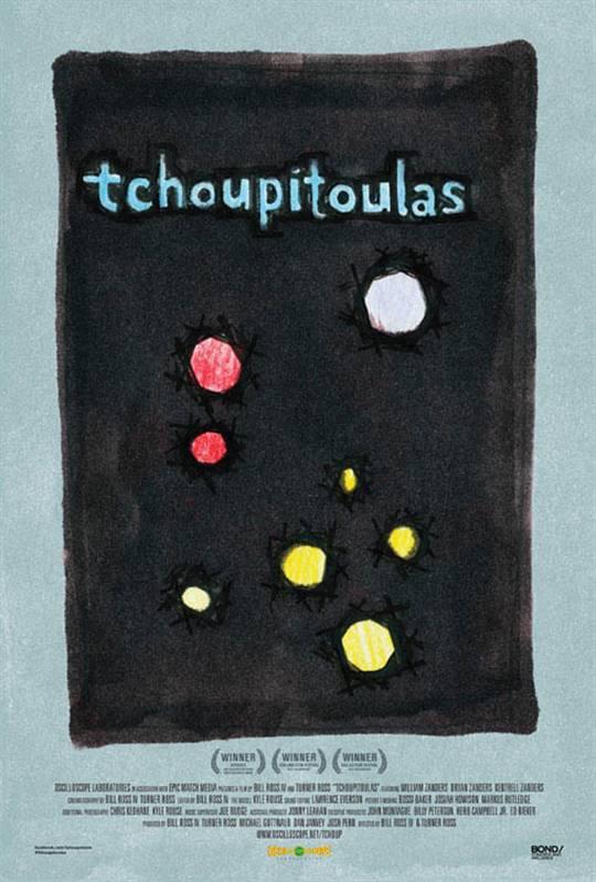 Tchoupitoulas Large Poster