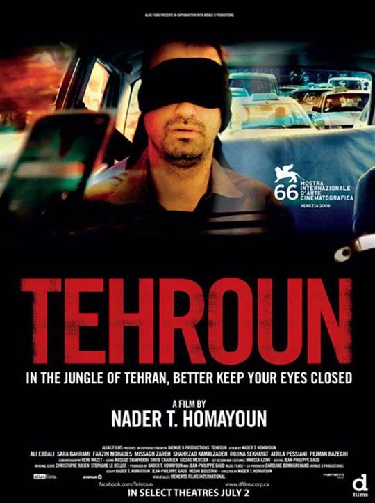 Tehroun Large Poster