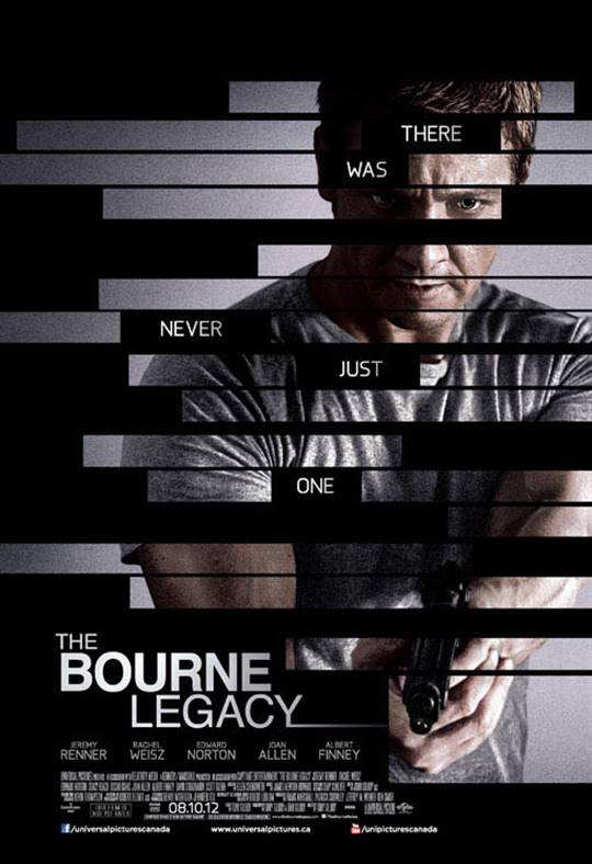 The Bourne Legacy Large Poster