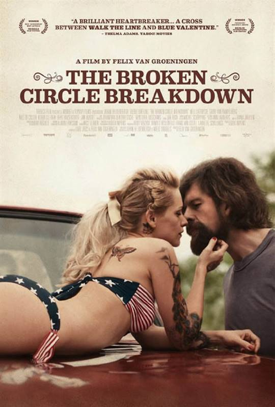 The Broken Circle Breakdown Large Poster
