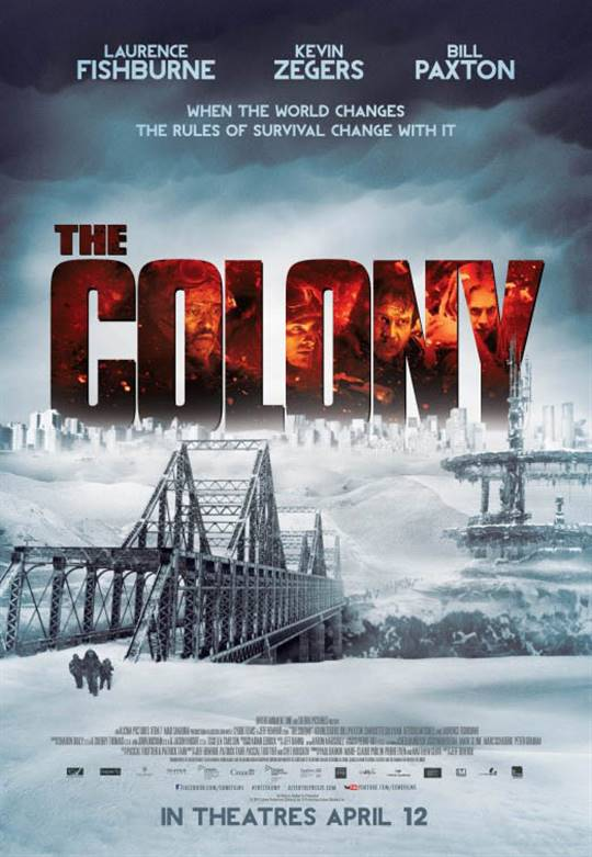 The Colony Large Poster