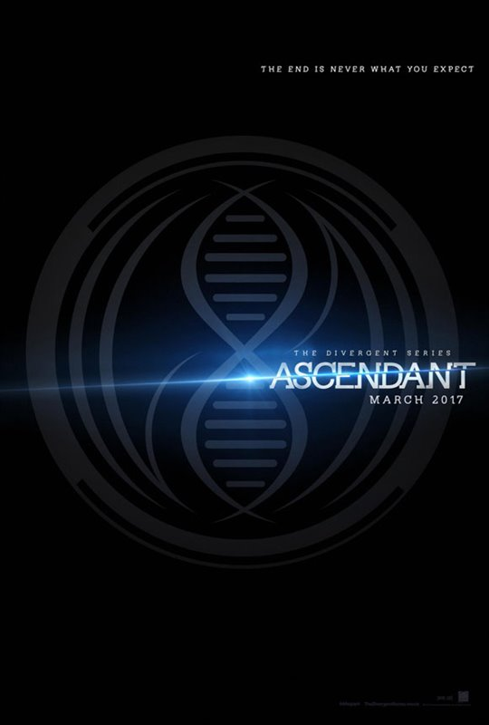 The Divergent Series: Ascendant Large Poster